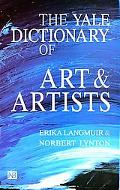 Yale Dictionary of Art and Artists