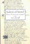 Traditions and Renewals Chaucer, the Gawain-Poet, and Beyond