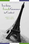 Grammar As Discourse Understanding French in Context