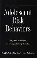 Adolescent Risk Behaviors Why Teens Experiment And Strategies to Keep Them Safe