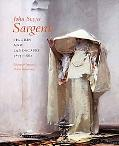 John Singer Sargent Figures and Landscapes 1874-1882 Complete Paintings