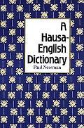 Hausa-english Dictionary