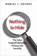 Nothing to Hide : The