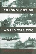 Chronology of World War Two - Edward Davidson - Paperback