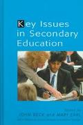 Key Issues in Secondary Education Introductory Readings
