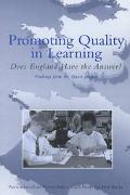 Promoting Quality in Learning Does England Have the Answer?