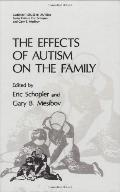 Effects of Autism on the Family Current Issues in Autism