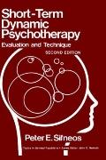 Short-Term Dynamic Psychotherapy Evaluation and Technique