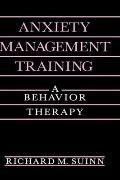 Anxiety Management Training A Behavior Therapy