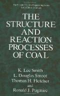 Structure and Reaction Processes of Coal
