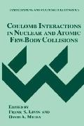 Coulomb Interactions in Nuclear and Atomic Few-Body Collisions