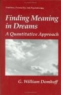 Finding Meaning in Dreams A Quantitative Approach