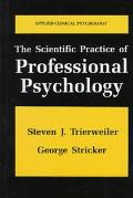 Scientific Practice of Professional Psychology