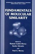 Fundamentals of Molecular Similarity