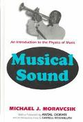 Musical Sound An Introduction to the Physics of Music