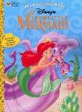The Little Mermaid - My Coloring Book