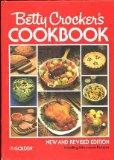 Betty Crocker Hardcover Cookbook