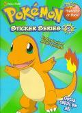 Pokemon Sticker Series #2, Vol. 2