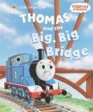 Thomas and the Big Big Bridge (Thomas & Friends) (Little Golden Book)