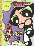 Buttercup Coloring Book (Powerpuff Girls Golden Books Series)