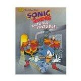 Double Trouble: Sonic the Hedgehog - Parker Smith - Paperback
