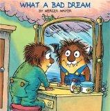 What a Bad Dream (A Golden Look-Look Book)