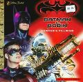 Batman and Robin: Heroes & Villains - Ann Goetz - Paperback