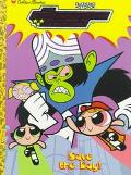 Powerpuff Girls: Coloring Book