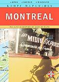 Knopf Mapguide Montreal