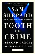 Tooth of Crime Second Dance