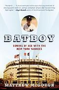 Bat Boy Coming of Age With the New York Yankees