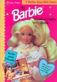 My Barbie Slumber Party Book