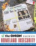Homeland Insecurity Complete News Archives