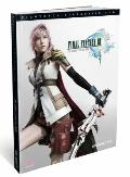 Final Fantasy XIII: The Complete Official Guide