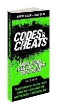 Codes and Cheats Vol. 2 2012 : Prima Game Guide
