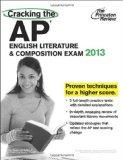Cracking the AP English Literature and Composition Exam 2012