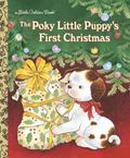 The Poky Little Puppy's First Christmas (Little Golden Book)