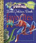 Marvel Heroes Little Golden Books Favorites: Volume 2 (Marvel)