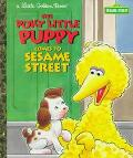 Poky Little Puppy Comes to Sesame Street - Anna H. Dickson - Hardcover - 1 ED