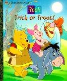 Pooh Trick or Treat! (Little Golden Book)
