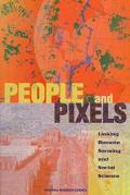 People and Pixels Linking Remote Sensing and Social Science
