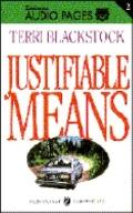 Justifiable Means - Terri Blackstock - Audio