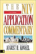 NIV Application Commentary 1 & 2 Kings