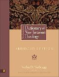 New International Dictionary of New Testament Theology