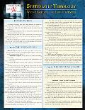 Systematic Theology Laminated Sheet
