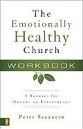 Emotionally Healthy Church 8 Studies for Groups or Individuals
