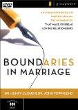 Boundaries in Marriage: An 8-Session Focus on Understanding the Boundaries That Make or Brea...