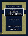 Introduction to Biblical Hermeneutics-Second Edition