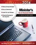 Zondervan 2014 Minister's Tax and Financial Guide : For 2013 Tax Returns