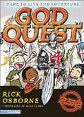 Godquest Dare to Live the Adventure